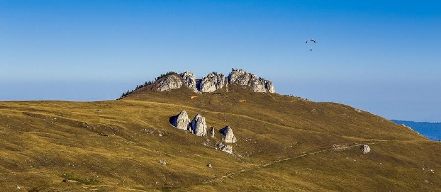 Trekking w Karpatach Rumuńskich