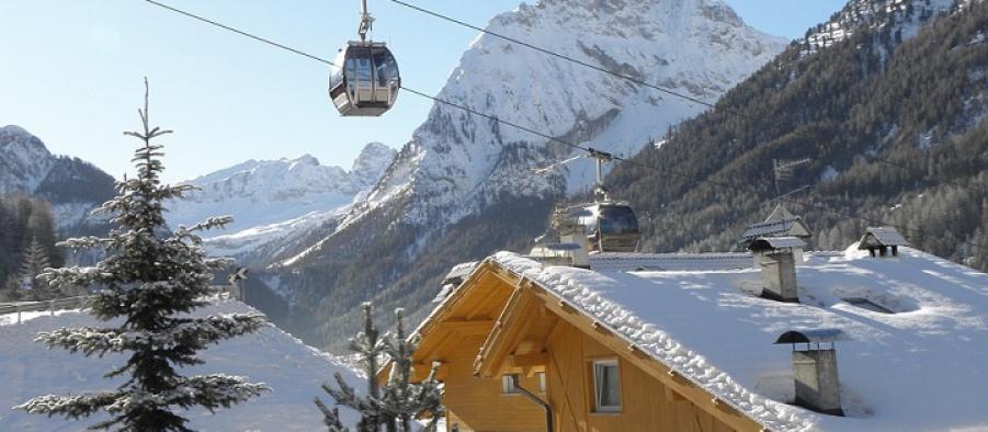 Włochy Snowboard