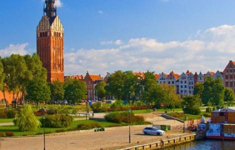 ELBLĄG- BRANIEWO-KALININGRAD - KANAŁ ELBLĄSKI