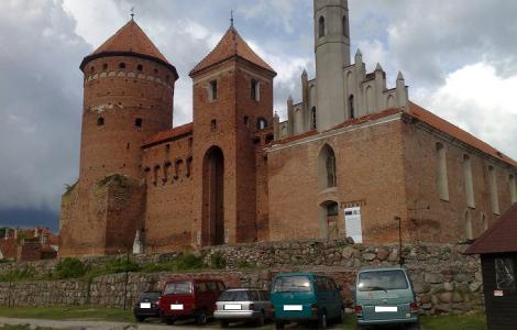 Warmia i Mazury - Swietłogorsk - Kaliningrad
