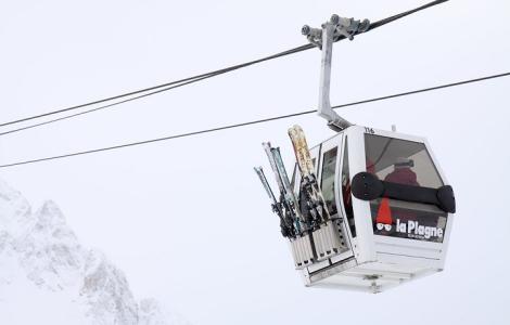 Francja Trzy Doliny: zimowe centrum Europyw największym ośrodku narciarskim świata 8 lub 9 DNI