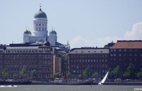 Wycieczka rowerowa Jeziora Finlandii