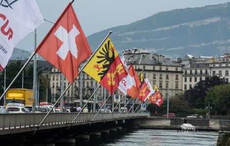 Zurich - Berno - Lozanna - Evian - Genewa