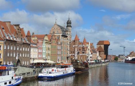 Żuławy Wiślane - Warmia - Mazury - kanał Elbląski - Mierzeja Wiślana - Gdańsk