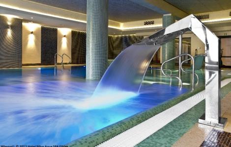 Hotel Młyn Aqua SPA 4* Elbląg. Wyjazd golfowy 3 DNI