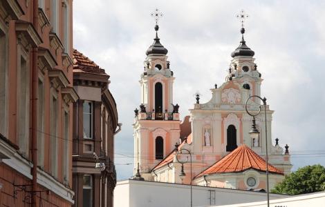Pałanga - Kłajpeda - Mierzeja Kurońska - Kowno - Wilno - Druskienniki