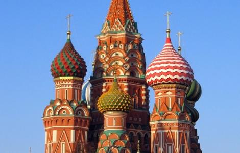 Moskwa - Złoty Pierścień 9 DNI