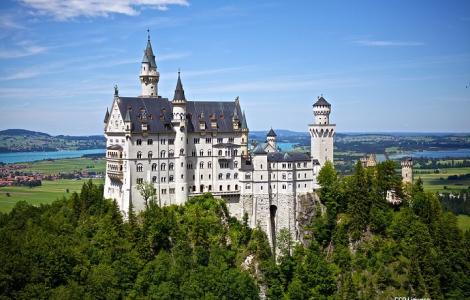 Zamki Bawarii - Wiedeń - Bratysława