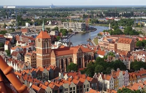 Wycieczka rowerowa Gdańsk - Malbork - Elbląg - Kadyny - Frombork - Braniewo - Kaliningrad - Mierzeja Kurońska - Kłajpeda