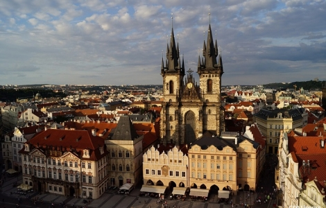 Ziemia Kłodzka - Praga