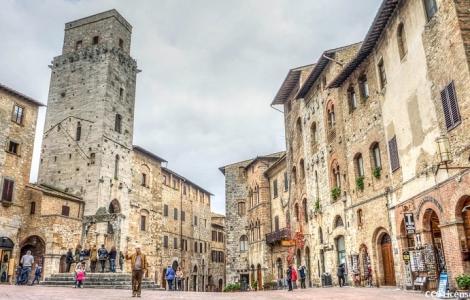 Wycieczka rowerowa Toskania 9 DNI
