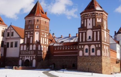 Grodno - Nowogródek - Nieśwież - Lida - Wilno - Kowno