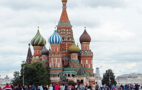 Moskwa i Soczi. Zwiedzanie z wypoczynkiem