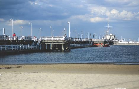 Gdynia - Sopot - Kaszuby - Półwysep Helski - Jurata - Gdańsk