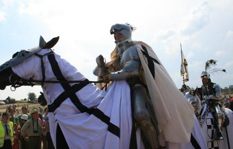 Śladami Krzyżackich Zakonników Działdowo - Grunwald 1 Dzień