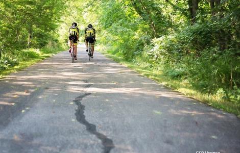 Wycieczka rowerowa Turde Muszyna Beskid Nowosądecki