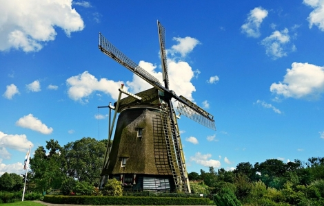 Holandia - kraj Tulipanów, Wiatraków i Sera