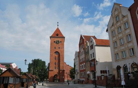 ELBLĄG - FROMBORK - KADYNY - BRANIEWO - PIENIĘŻNO - KROSNO/ORNETY - LIDZBARK WARMIŃSKI - BRANIEWO