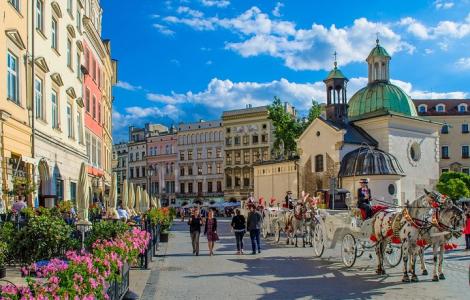 Kraków - Gdańsk/Warszawa - Zakopane-Bratysława-Wiedeń-Budapeszt-Gdańsk/Warszawa 6 DNI