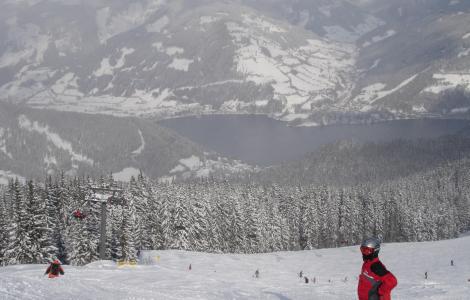 SNOWBOARD AUSTRIA -NARTY- Zell am See / Kaprun10 DNI