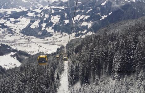 AUSTRIA SNOWBOARD NARTY – Zillertal 10DNI
