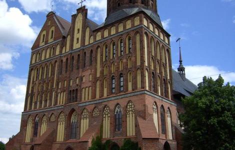 Kaliningrad – Jantarnyj – Świetłogorsk – Zielenogradsk – Sovietsk – Taurogi – Kłajpeda – Mierzeja Kurońska – Połąga