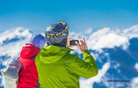 NARTY NIEMCY - SNOWBOARD - Garmisch-Partenkirchen Alpy Bawarskie
