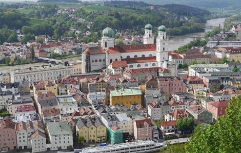 Wycieczka rowerowa z Passau do Wiednia 9 Dni