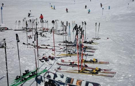 NARTY FRANCJA - SNOWBOARD - Valmeinier 10 DNI