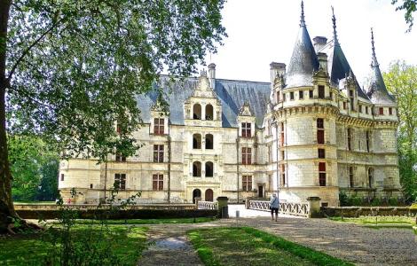 Wycieczka rowerowa Dolina Loary - Ogrodami Francji - Zamki nad Loarą 9 Dni