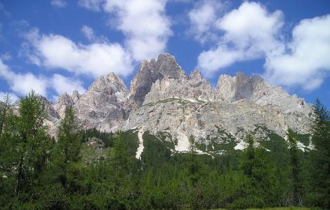 Wycieczka Rowerowa Dolomity Cortina d'Ampezzo 9 Dni