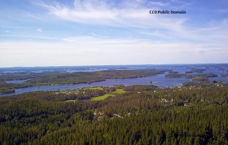 Wycieczka rowerowa Helsinki - Savonlinna - Kuopio - Iisalmi - Koli Jeziora Finlandii 11 Dni