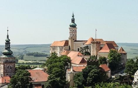 Wycieczka rowerowa Morawy 6 Dni