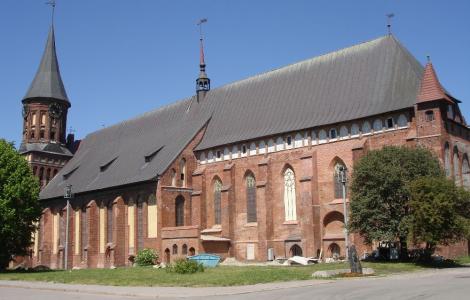 Kaliningrad - Jantarnyj - Swietłogorsk