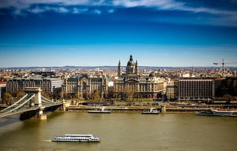 Zakole Dunaju oraz Budapeszt
