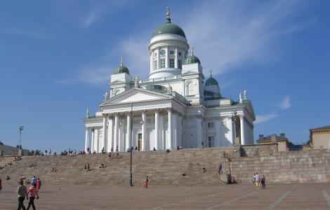 Ryga - Tallin - Helsinki - Szawle