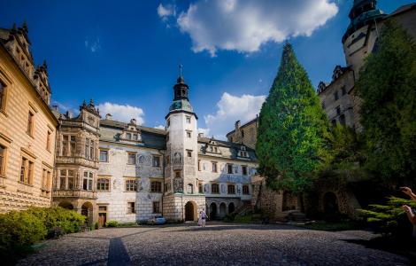 Magiczne Zamki w Czechach