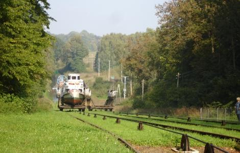 Kanał Elbląski - Elbląg