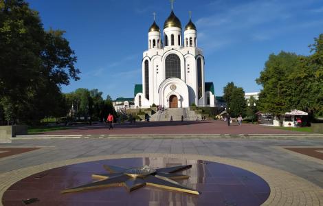 Kaliningrad 1 dzień