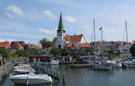 Wyspa Bornholm