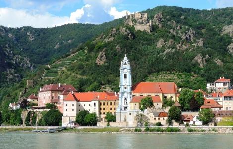 Wzdłuż Dunaju
