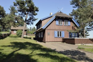Litwa Wycieczka Nida Litwa muzeum Tomasa Manna