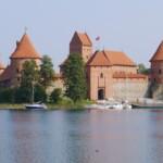 Litwa wycieczka Zamek w Trokach