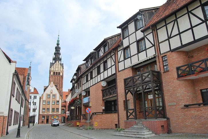 Wycieczka rowerowa Gdańsk
