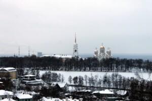 Pielgrzymka do Moskwy Włodzimierz sobór zaśnięcia