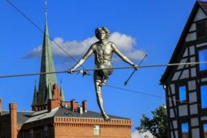 Wycieczka do Bydgoszczy. Bydgoszcz pomnik Pixabay License