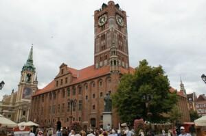 Wycieczka do Bydgoszczy. Toruń budynek Pixabay License