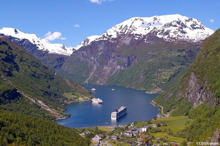 Wycieczka Góry Skandynawii