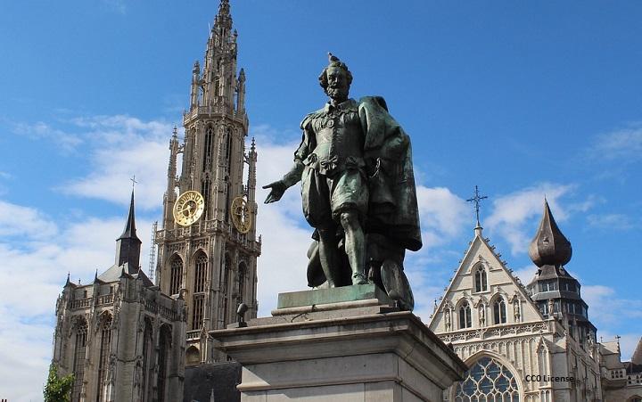 Wycieczka Kraje Beneluxu Antwerpia Petro Paulo