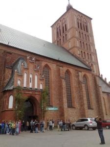 Wycieczki do Braniewa